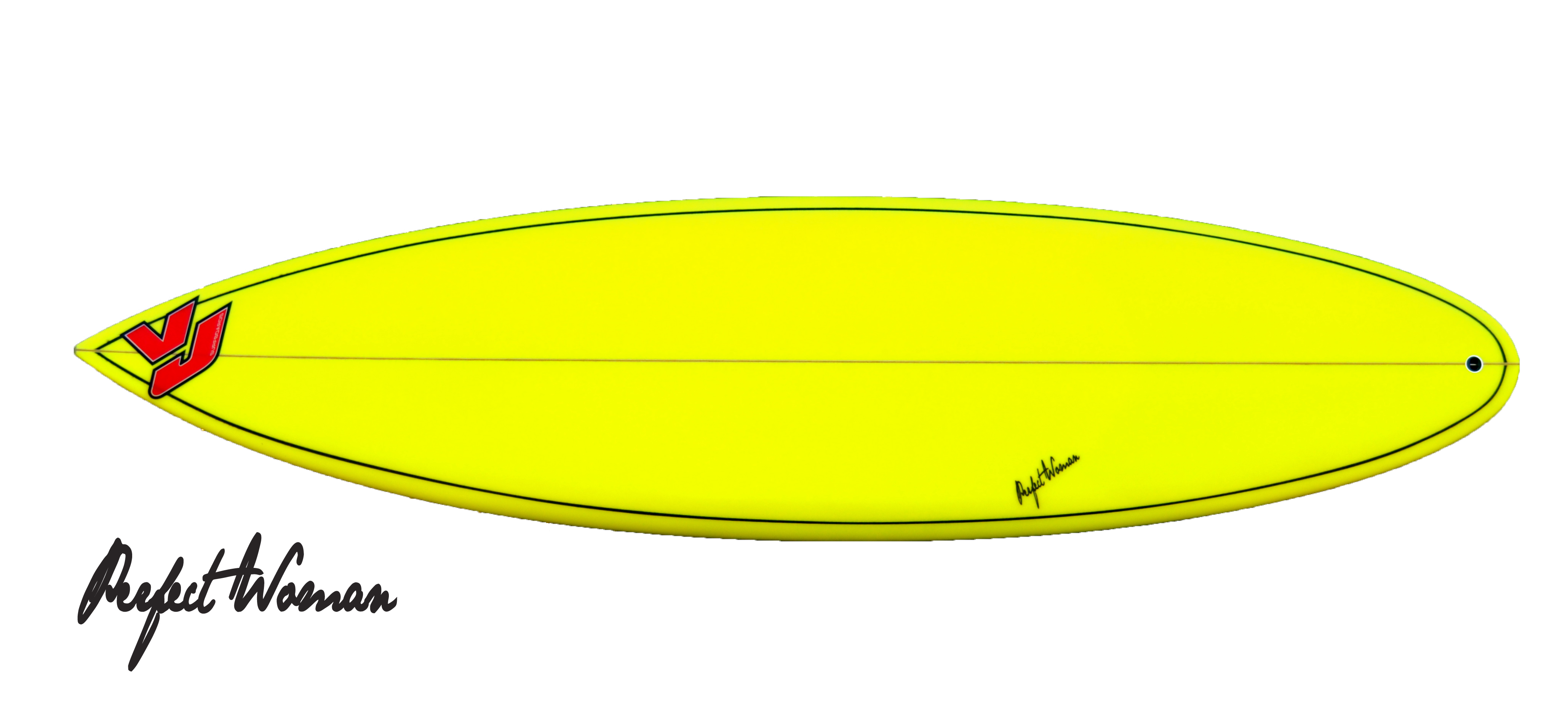 Perfect-Woman-Surfboard