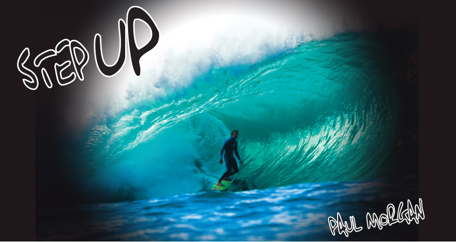 Vern Jackson Surfboards - Step-Up