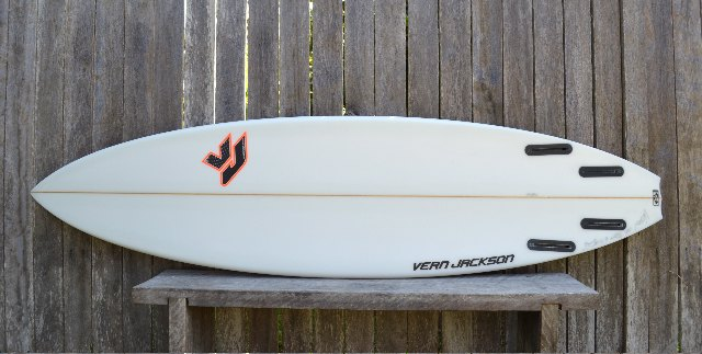 Vern Jackson Surfboards - Morgo Quad
