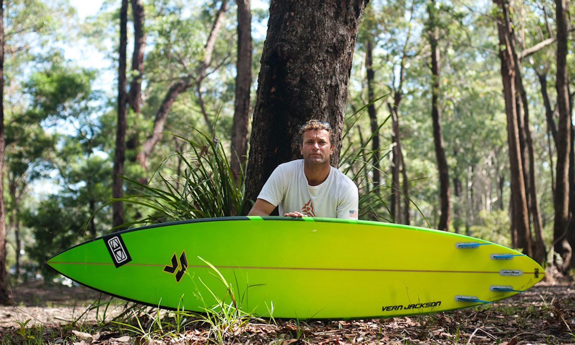 Vern Jackson Surfboards
